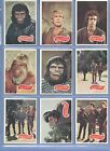 Planet of The Apes 1975 Topps TV Complete (66 66) Card Set + Wrapper + Bonus !!!