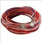 Yellow Jacket 100 ft Red White  Blue Outdoor Extension Cord 12 3 Lighted Ends