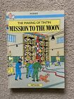 The Making Of Tintin Mission To The Moon Hardback Book By Herge Rare Collectable