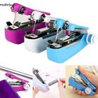 Portable Needlework Cordless Mini Hand Held Clothes Fabrics Sewing Machine