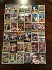 1983-2018 LOS ANGELES DODGERS Topps Complete Team Sets (36)PIAZZA-GIBSON-PUIG++