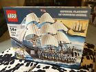 LEGO 10210 Imperial Flagship New In Box Rare Retired Sealed Ship Boat Sailing
