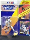 1992 Kenner Starting Lineup GEORGE BELL CHICAGO CUBS Special Series W/POSTER