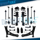 For 2001 2002 2003 2004 2005 Toyota RAV4 AWD Front Strut Control Arms Suspension