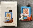 Disney Hallmark The Aristocats Picture Purr-fect Christmas Frame/Magnet 2007