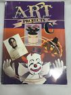 Abeka 6th Grade Art Projects C Student Book Homeschool Tear Out Pages