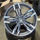 19 Gunmetal Machined wheels 433 style fits BMW 1 2 3 4 and 5 series