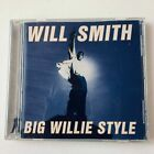 WILL SMITH Big Willie Style CD