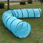 18 Agility Training Tunnel Pet Dog Play Outdoor Obedience Exercise E