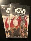 STAR WARS Rogue One SERIES 2 Trading Cards Box 24 BOOSTER PACKS Topps FREE SHIP