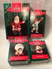 Hallmark Kitty's Best Pal Joy Is in the Air Perfect Catch Merry Old Santa 1990