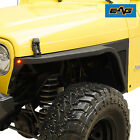 EAG Front Fender with Flare  LED Eagle Lights Fit 97 06 Jeep Wrangler TJ