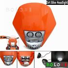 Dirt Bike Headlight Head Lamp Fairing Fit  KTM EXC XCF XCW SX SXF 250 450 520