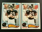 1982 Topps Football Cards 4
