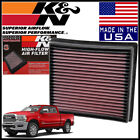 K&N Replacement Air Filter fits 2013-2019 Ram 2500 3500 4500 5500 6.7L DIESEL