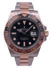 """NEW Rolex GMT Master-II """"Root Beer"""" Twotone 18kt Rose Gold/SS – 126711CHNR"""