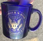 President George H. W. Bush Library Museum  Coffee Mug 41 College Station Texas