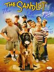 The Sandlot Signed 11x14 Matte Photo by cast of 6 JSA Authenticated
