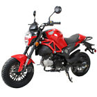 New 125cc gas Moped Scooter street bike motorcycle free shipping