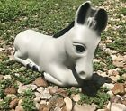Blow Mole Donkey 18x13 Indoor Outdoor Lighted Nativity Yard Christmas Decoration