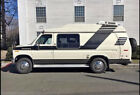 Ford E250 Camper Van Vintage 1989 Custom built New Tires A C NO Reserve
