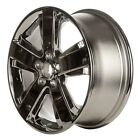 Chrome Plated 5 Spoke 17X75 Factory wheel 2006 2006 Lincoln LS