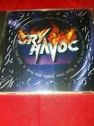 CRY HAVOC Fuel That Feeds the Fire CD 11 tracks SEALED NEW 2002 Chavis USA