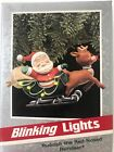 Hallmark 1989 Blinking Lights RUDOLPH THE RED NOSED REINDEER