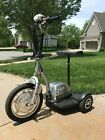 Zappy 36v Electric 3 Wheel Scooter 13mph BRAND NEW BATTERIES