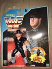 Undertaker Vintage WWF Hasbro MOC Action Figure New 1992 Retro Foreign Card