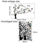 Tree Photo Frame Decals DIY Mural Wall Sticker Bedroom Removable Wall Decor