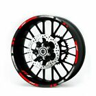For YAMAHA YZF R1 #style 1 Motorcycle accessories Cool wheel stickers