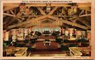 Vintage Postcard Post Card Canon Hotel Yellowstone National Park