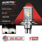 AUXITO 9000LM LED Auto Motorcycle Headlight High Low Beam Fit for 9003 H4 6500K