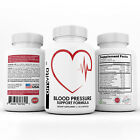 Blood Pressure Support Supplement with Vitamins and Hawthorn - 120 capsules