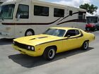 1974 Plymouth Road Runner 74 Roadrunner florida classic bird sharp Plymouth interior clean A/C ROAD RUNNER