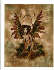 EARTH ELEMENT Amy Brown Fairy Print Fairies OUT OF PRINT