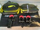 Motormic 2 Tow Straps, 2 Ring Shackles, 2 Storage Bags & 1 D Shackle Free Ship!