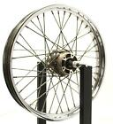 2006 Harley-davidson Softail Standard Efi Fxsti Laced Front Wheel Rim 43700-05a