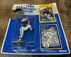 1990 Kenner Starting Lineup MLB HOF Chicago Cubs Greg Maddux Figure +Rookie Card