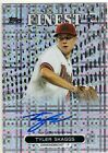 2013 Topps Finest Baseball Rookie Autographs Guide 42