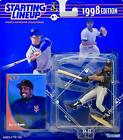 BARRY BONDS 1998 MLB Starting Lineup Figure & Collector Trading Card
