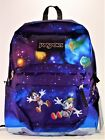 JanSport Disney High Stakes Space Walk Mickey  Minnie Unisex Backpack NEW CUTE