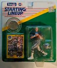 TROY AIKMAN 1991 Starting Lineup with Special Edition Coin & Upper Deck card