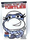 Teenage Mutant Ninja Turtles IDW FEMALE TURTLE VENUS JENNIKA  sketch cover