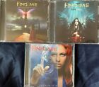 Find Me- Wings Of Love, Dark Angel, Angels In Blue (3 CD Lot), Giant, Phantom V