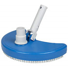 Home Swimming Pool Spa Dirt Suction Vacuum Head Cleaner Brush Above Ground Tool