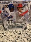 2019 Bowman Platinum SEALED HOBBY MEGA BOX Alonso Guerrero Eloy Tatis Trout