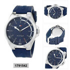 Tommy Hilfiger Mens Analog casual Blue Band 1791542
