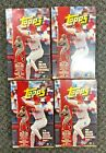 4 BOX LOT 1998 Topps Baseball Factory Sealed Hobby Box Series 1 Roberto Clemente